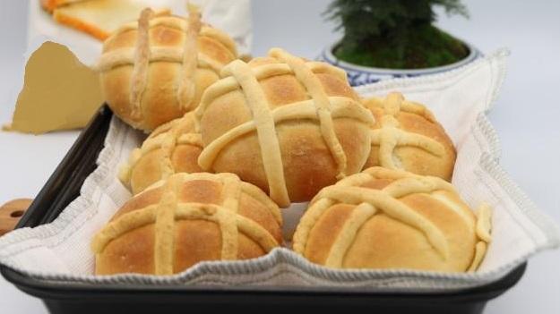 奥香帝酥皮小面包,自制无添加,在家也可以享受的美味小面包!