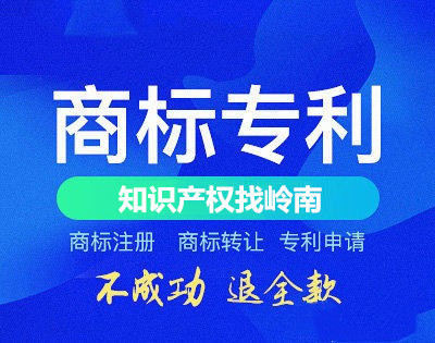 东莞专利申请 商标注册 软著 条形码找岭南知识产权