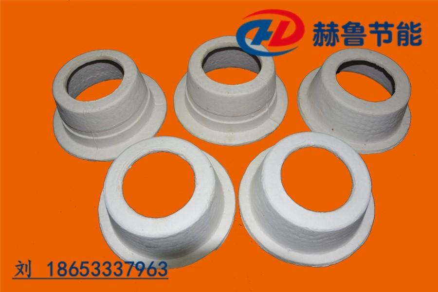 水口密封垫钢水铝水水口用耐高温陶瓷纤维水口密封垫
