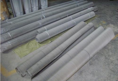 2000目800目高目数不锈钢丝网 金属过滤网