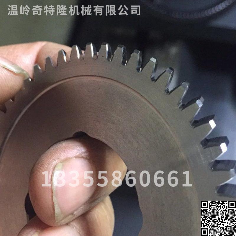 常德异形件磨棱机结构设计-奇特隆磨棱机厂家直销