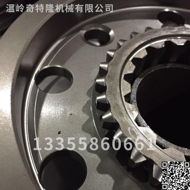 兰州齿轴磨棱机结构设计-奇特隆磨棱机生产厂家