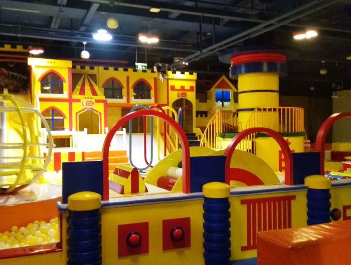 杭州淘气堡儿童乐园、成都淘气堡、童缘游乐