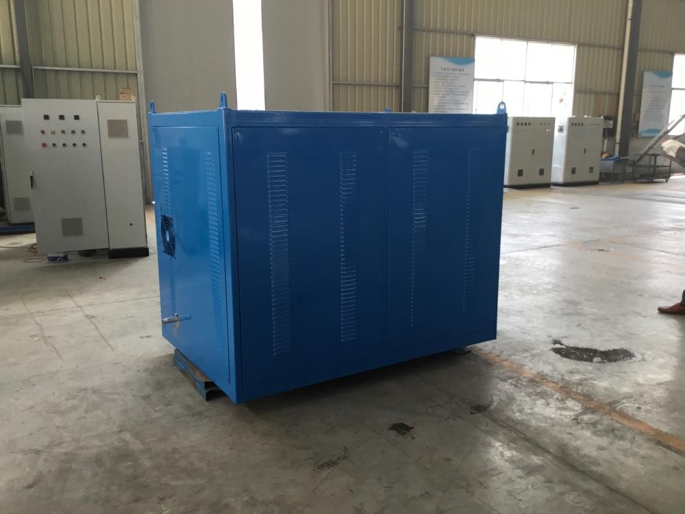 鲁贯通机械科技有限公司生产压力容器(图)、环保电锅炉、黄山电锅炉