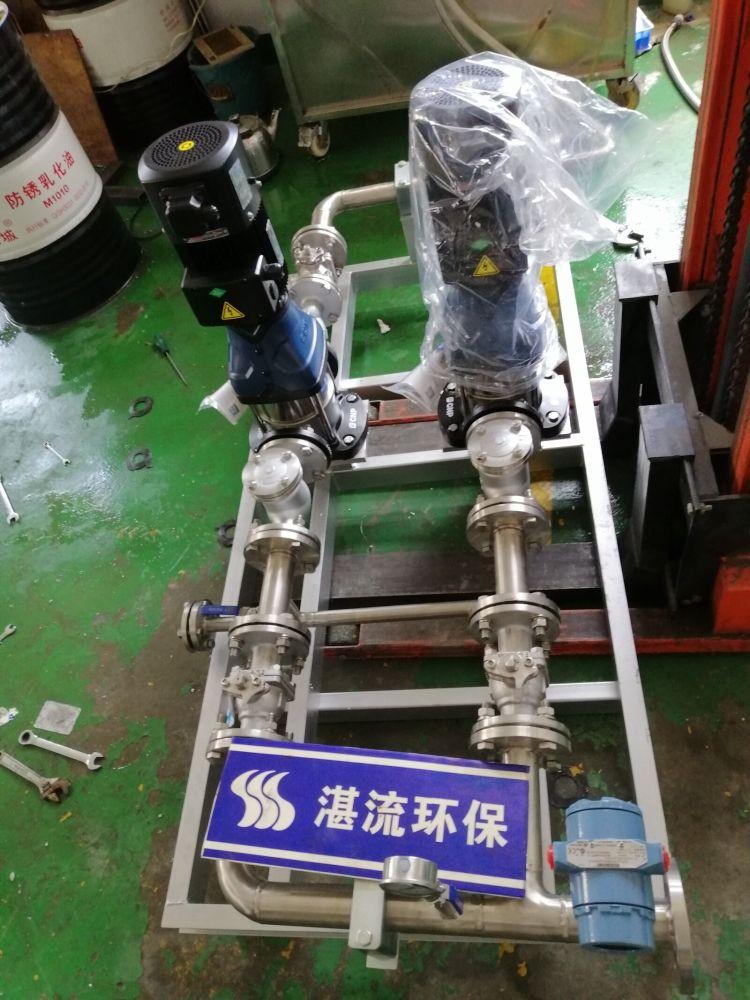 上海垃圾焚烧烟气脱硝系统