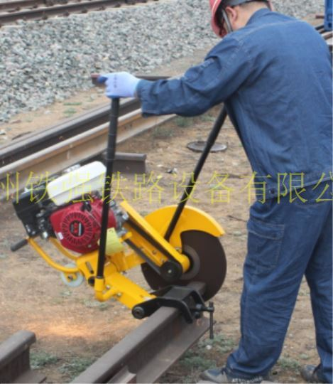 内燃锯轨机、锦州铁强铁路设备有限公司、内燃锯轨机