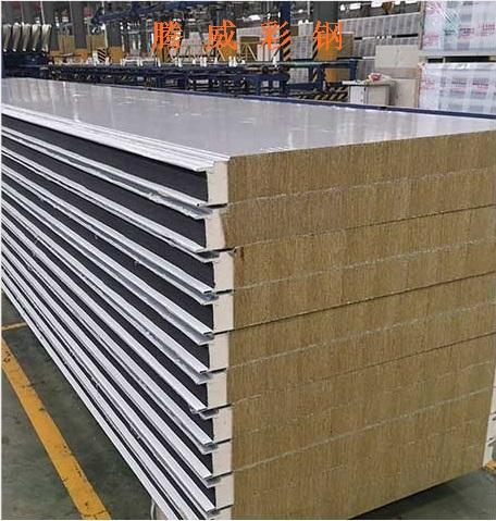 聚氨酯屋面夹芯板、西宁夹芯板、腾威彩钢