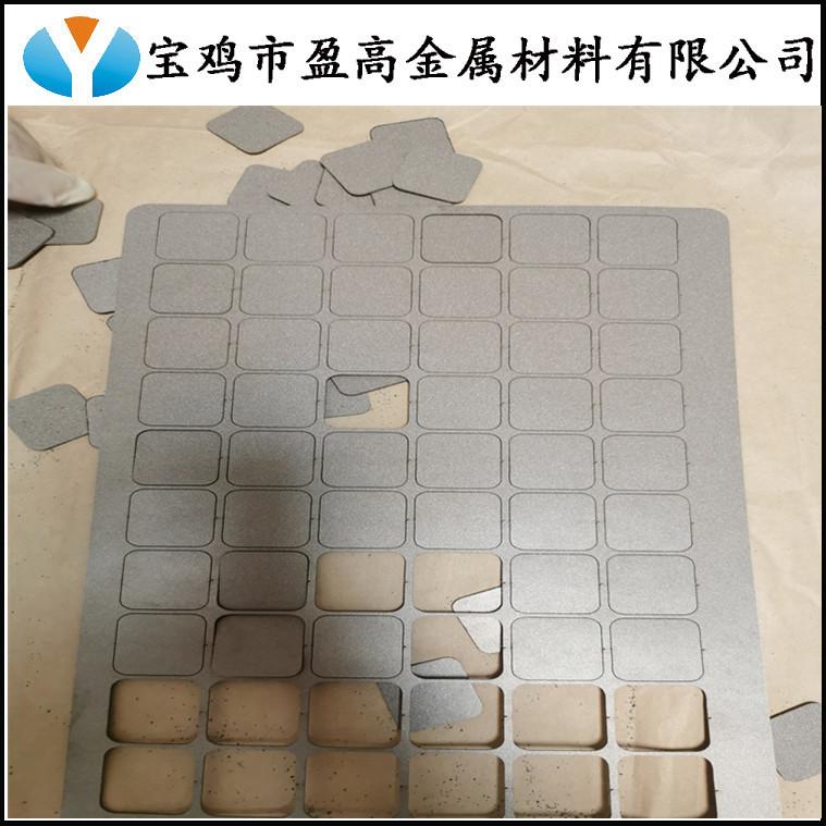 耐高温多孔钛板、盈高微孔过滤器材、盐城多孔钛板