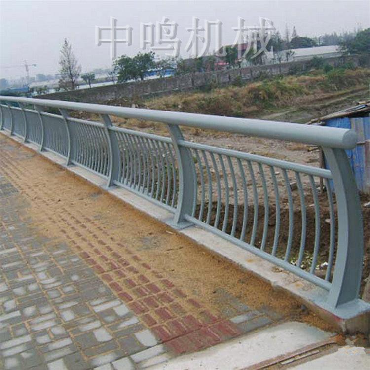 厂家直销 镀锌桥梁景观护栏 高架桥防撞护栏 河北桥梁防撞护栏