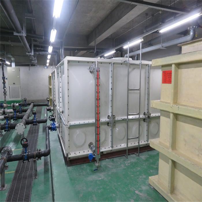 重庆涪陵区玻璃钢消防水箱价格