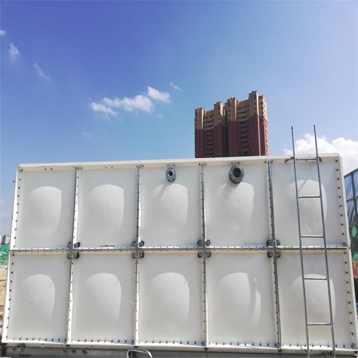 昱诚水箱(图)、玻璃钢水箱2吨价格、赤峰玻璃钢水箱