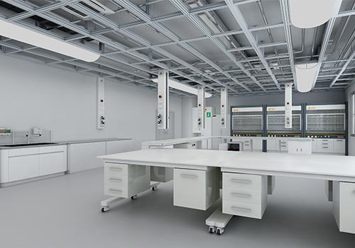洁净净化之改造东营生物安全实验室装修