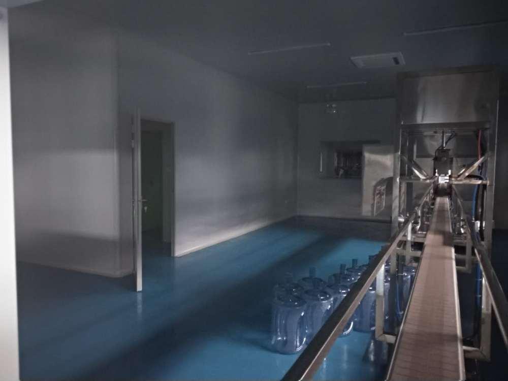临沂纯净水厂无尘车间工程安装参数及注意事项