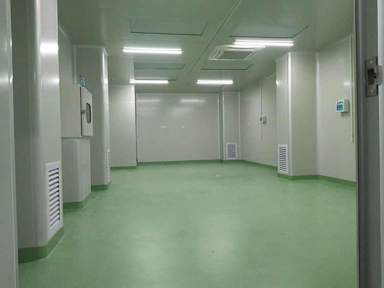净化工程之济南饮品生产车间洁净车间设计方案