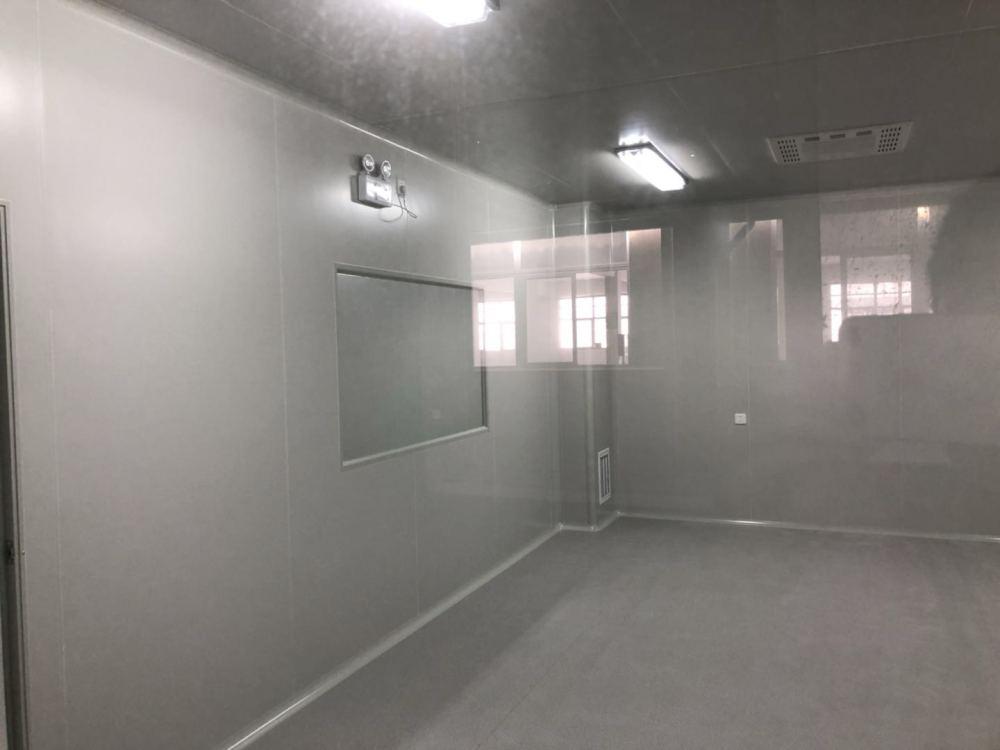 关于济南口腔医院洁净室装修遇到问题