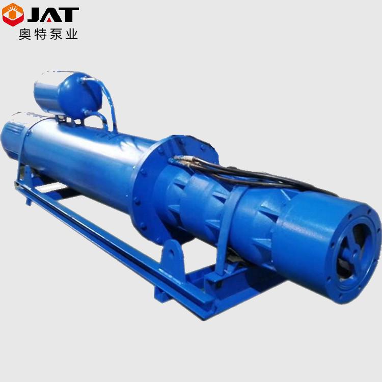 QJW系列卧式潜水泵(图)、卧式潜水泵品牌厂商
