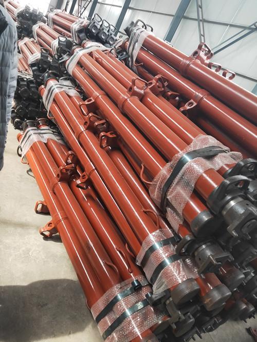 矿用支护设备液压支柱 单体液压支柱分类及特点
