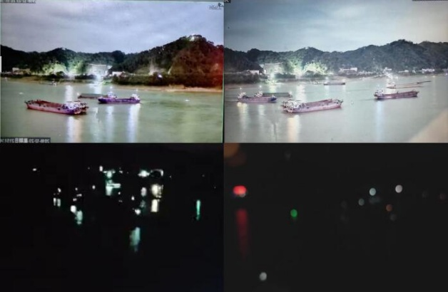 """""""夜通航""""海洋船用微光摄像机YTH-WQ36/H 日夜自动摄像机"""