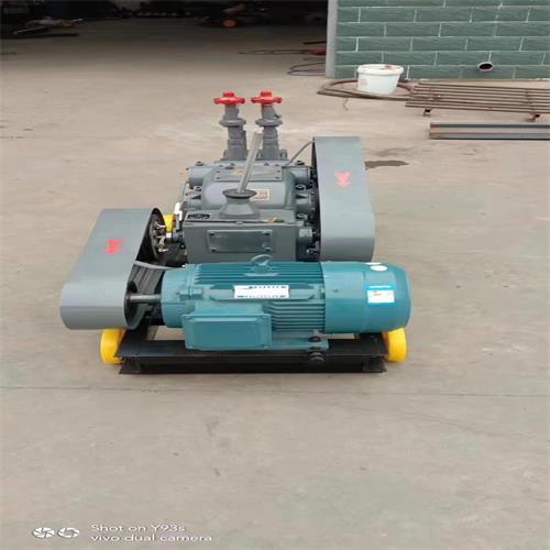 矿用电动SYB80型双液变量注浆机产品特点