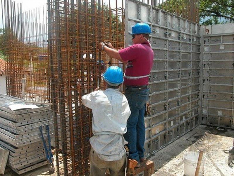 铝模板厂家出租时间、福建铝模板厂家、云帆铝模厂(查看)