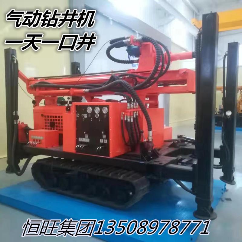 现货供应HW400Y-2型履带式液压钻机