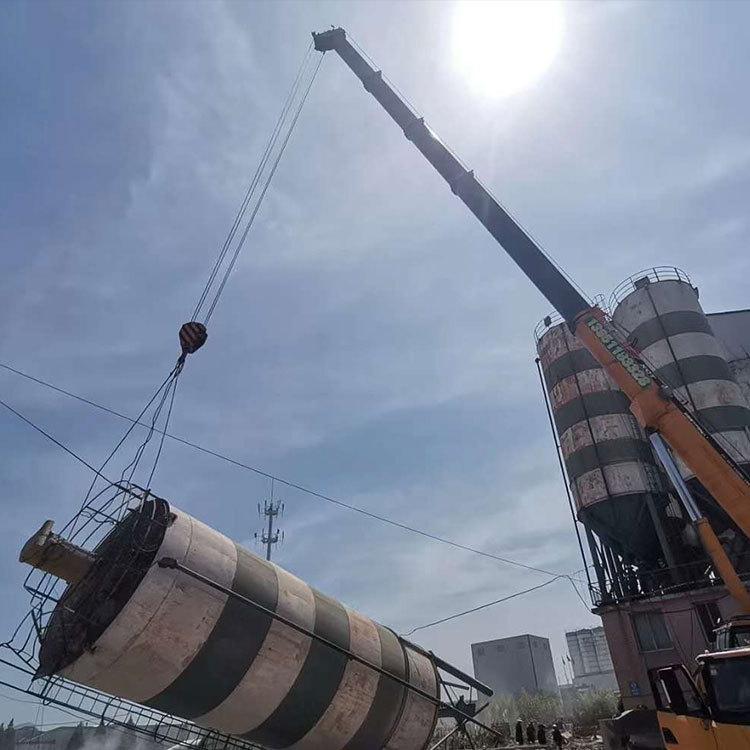 仙居吊车出租-承接钢结构安装-台州晟企起重机租赁
