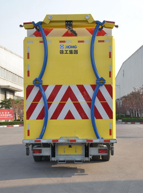 松阳徐工防撞缓冲车租赁,景宁16米桥梁检测车出租