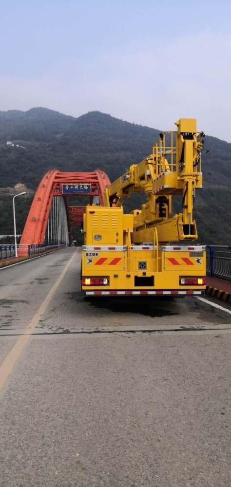 福州22米桥检车租赁,厦门防撞缓冲车出租安心出行