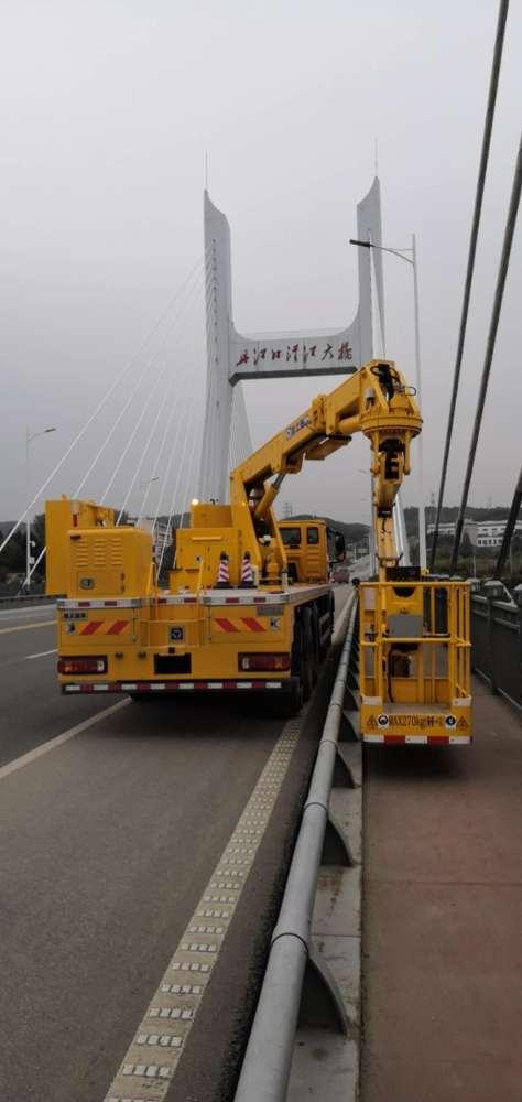 武汉新顺畅路桥养护对公路桥梁竣工验收检查步骤及内容介绍