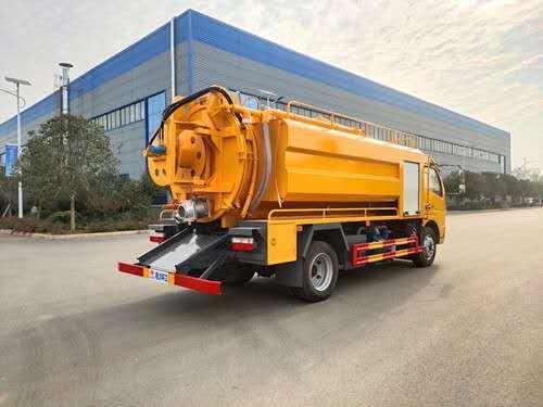 压缩式垃圾专用汽车、湖北楚胜汽车有限公司是专用汽车制造企业