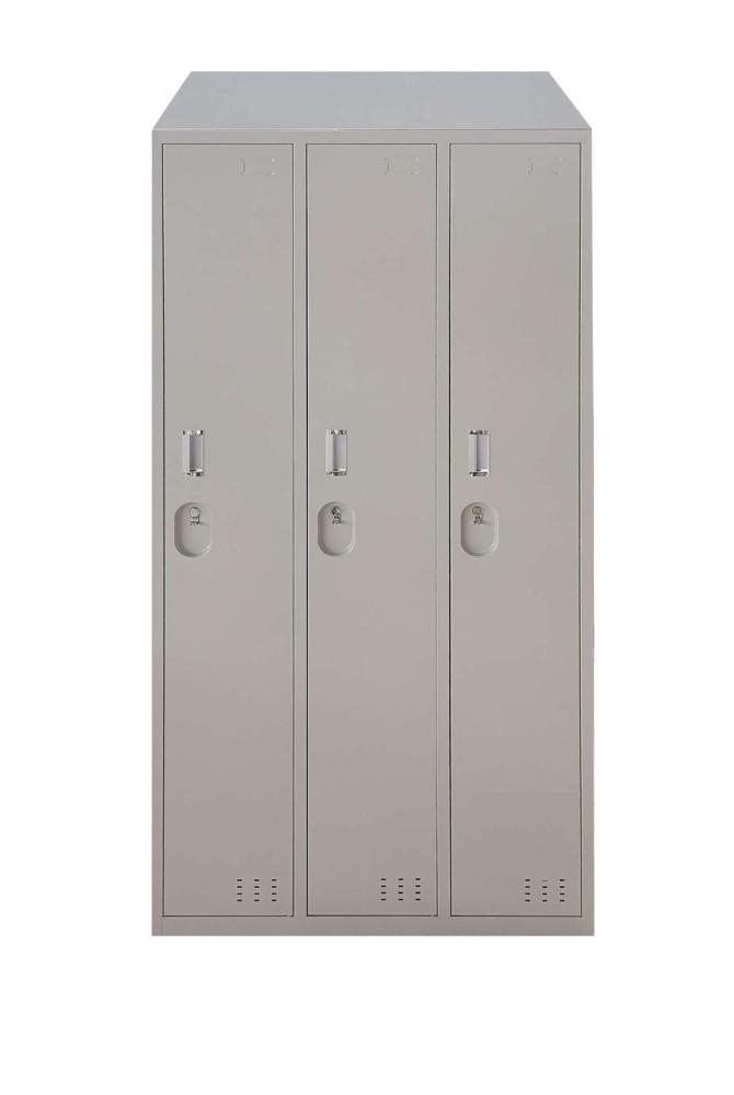 定制批发铁皮更衣柜。