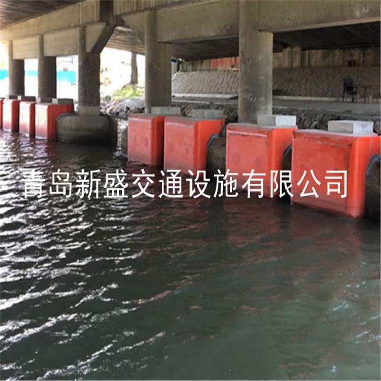 自贡桥梁防撞设施、固定式桥梁防撞设施、青岛新盛(商家)