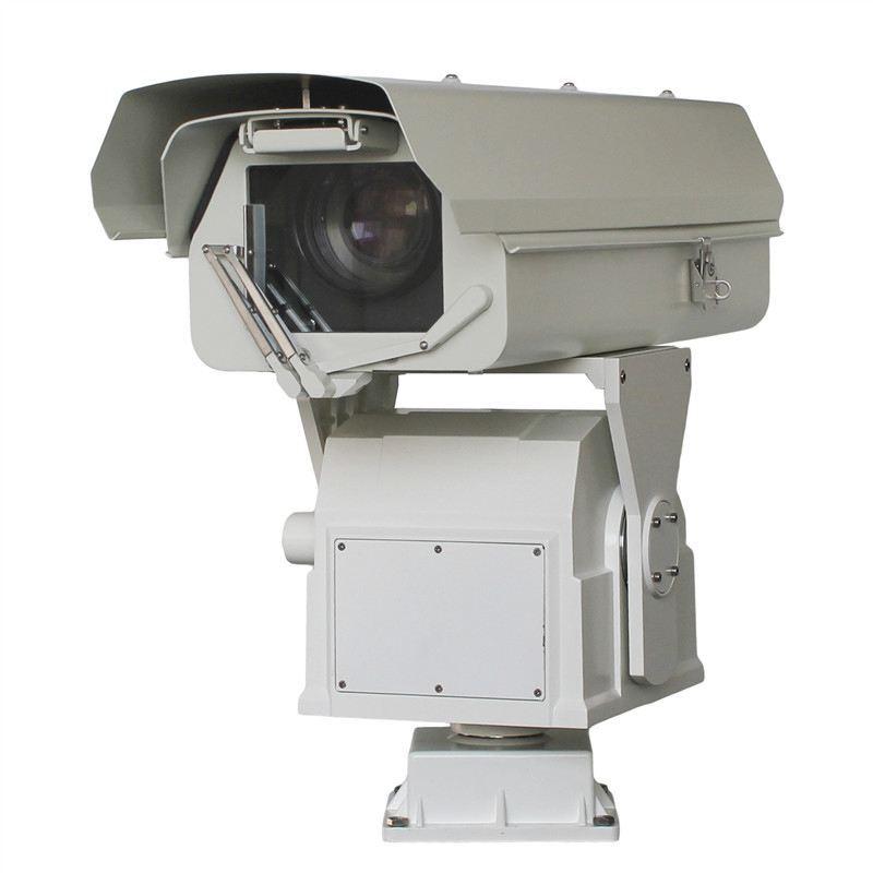 深圳森木一体化云台监控摄像机 长焦可见光云台摄像机
