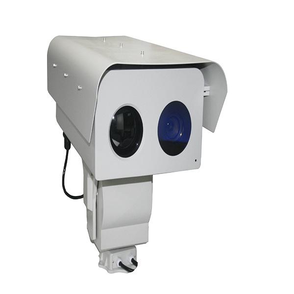 深圳森木高清激光夜视,云台一体化摄像机,超远距离监控