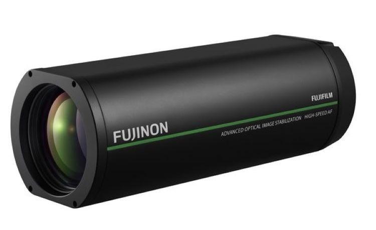 深圳富士能20-800mm高清防抖镜头 SX800