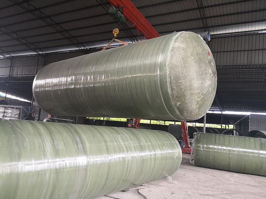 邵东玻璃钢化粪池、玻璃钢化粪池价格、珑净环保(商家)
