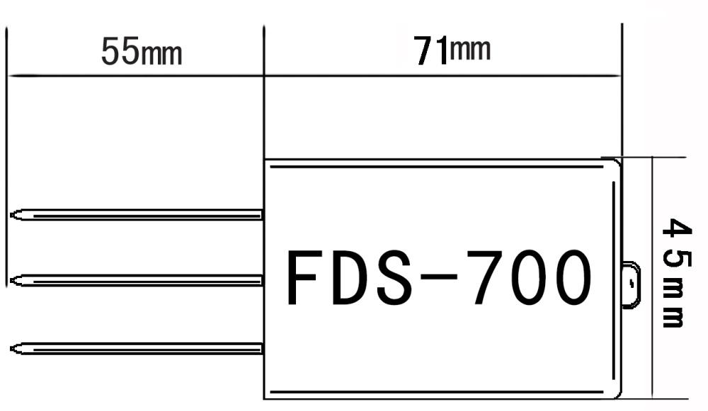 北海灵犀厂家供应FDS-700土壤温湿度盐分氮磷钾传感器