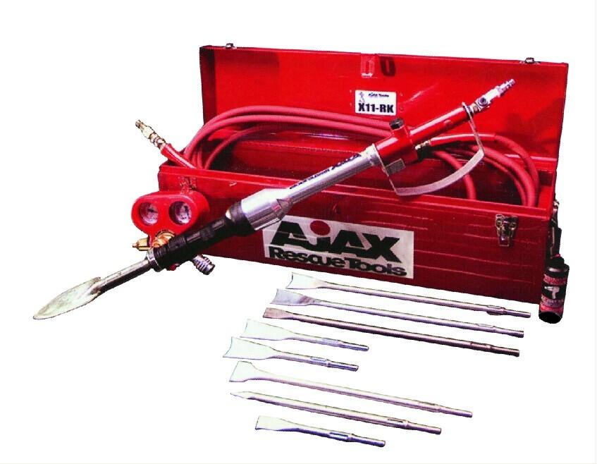 美国AJAX气动切割破拆工具气动切割刀