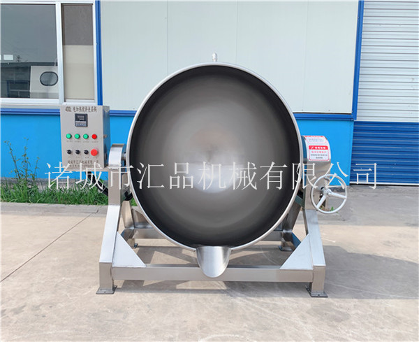 防城港夾層鍋、諸城市匯品機械有限公司、食品機械夾層鍋