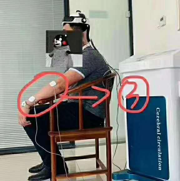 白城卫生院引进初鸿脑循环功能障碍治疗仪