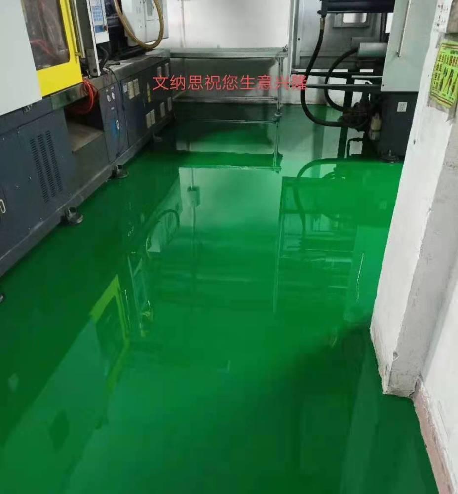 惠州万里工业区环氧地坪漆  十年专注于地坪施工