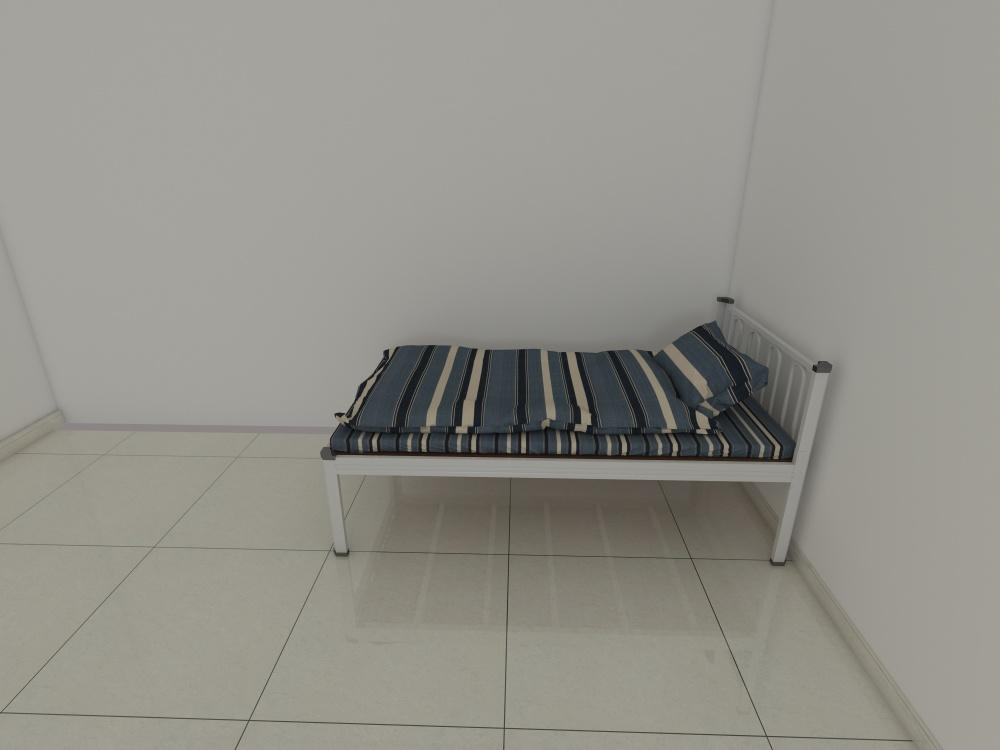 厂家直销上下铁床厂家公寓床宿舍床厂席梦思床垫东莞振华家具
