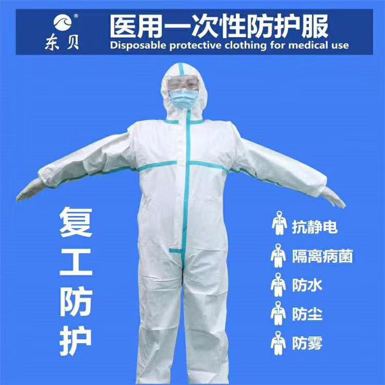 医用防护服上市公司排名、山东朱氏、无锡医用防护服