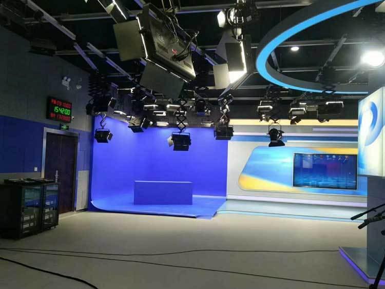 北京天创华视虚拟演播室工程建设设备