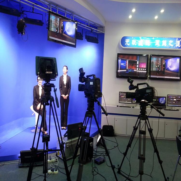 天创华视虚拟抠像演播室 便携式录制直播系统