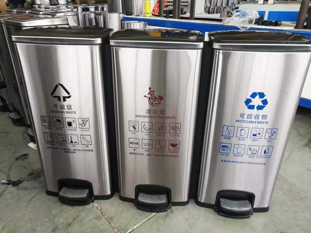 不锈钢垃圾桶有哪些优点