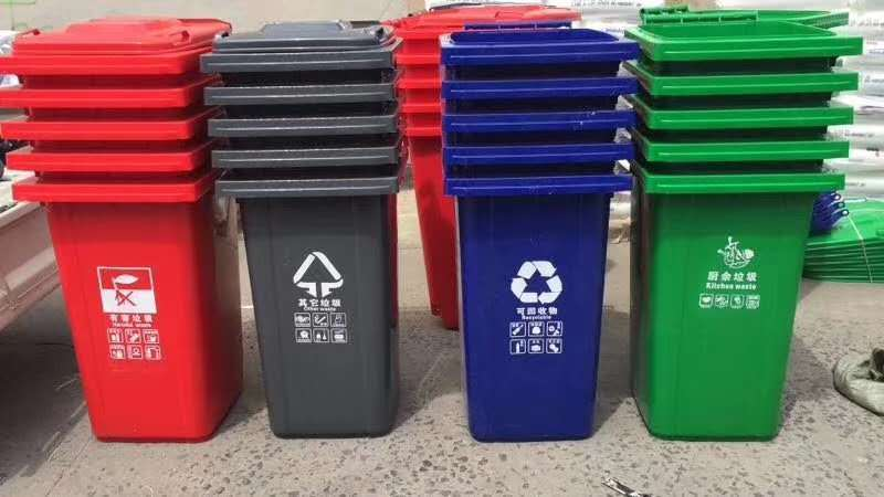 垃圾分类是一种习惯更是一种修养