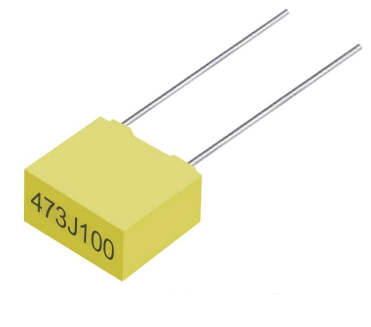 CL23B校正电容定制 小型盒装电容厂家 带式封装一排排