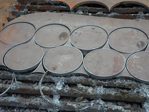 舞钢WerTuf 400全马氏体耐磨钢板