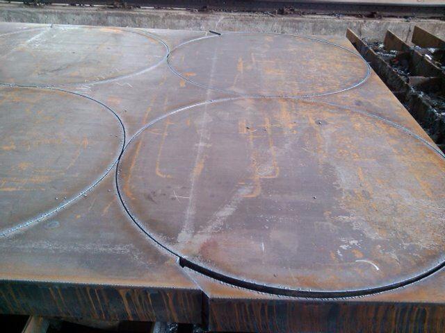 舞钢10CrMoAl耐海水腐蚀专用合金钢板